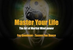 Tessen Fan Dance | Master Your Life Book Launch